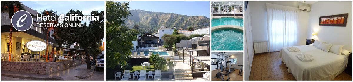 Hotel California Villa Carlos Paz – Reservas online